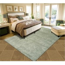 Silk Shadows Sha01 Ltg Rectangle Rug 8'6'' X 11'6''