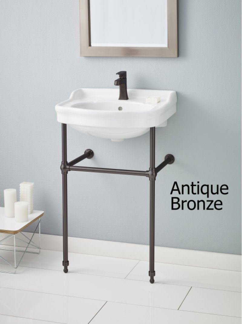 35028575 in by Cheviot in New York City, NY - ANTIQUE Console Sink