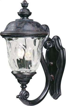 Carriage House VX 2-Light Outdoor Wall Lantern