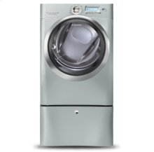 [CLEARANCE] 8.0 Cu. Ft. Electric Front Load Dryer with Wave-Touch® Controls featuring Perfect Steam. Clearance stock is sold on a first-come, first-served basis. Please call (717)299-5641 for product condition and availability.