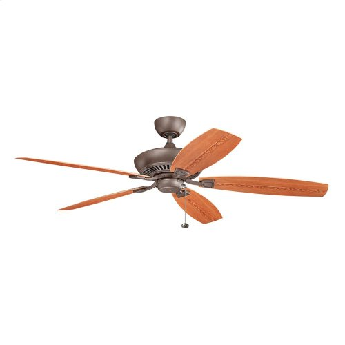 """Canfield XL Patio Collection Canfield XL Patio 60"""" Ceiling Fan in WCP"""