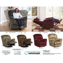Lay Flat Recliner - Berry
