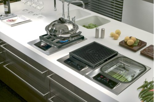 "15"" Multi-Function Gas Cooktop"