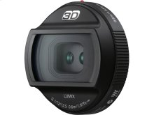 Lumix® G 12.5mm / F12 3D Lens