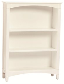 Essex Sm Bookcase white