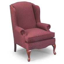 Esther Queen Anne Wing Chair