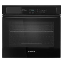 27-inch Wall Oven with 4.3 Cu. Ft. Capacity - black