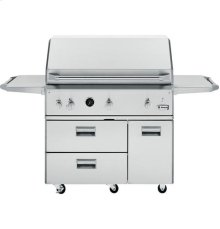 "GE Monogram® 42"" Outdoor Cooking Center"