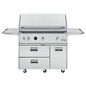 "MonogramMONOGRAMGE Monogram® 42"" Outdoor Cooking Center"