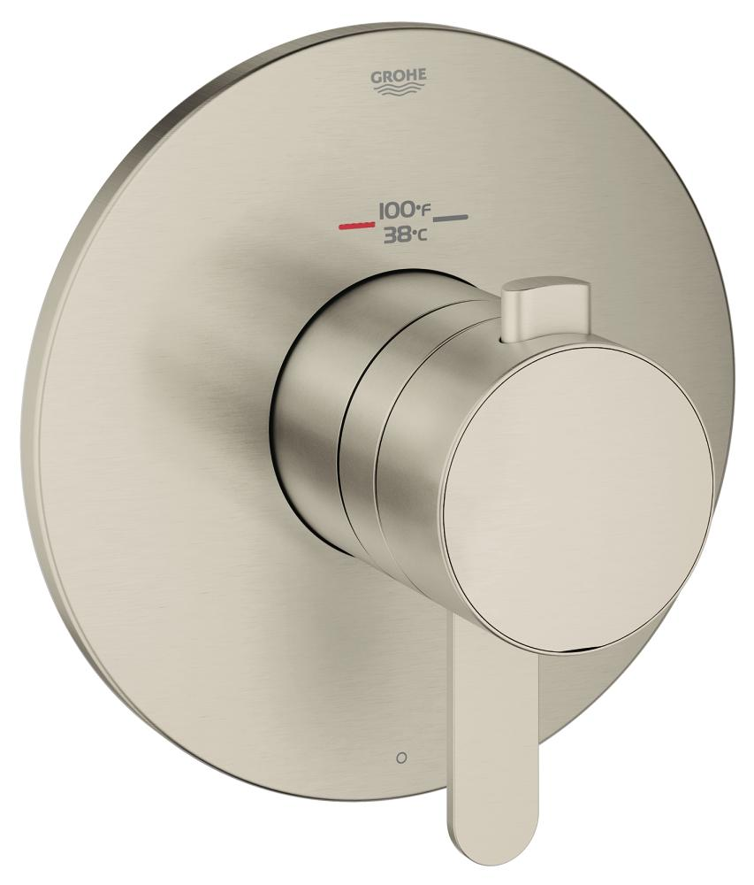 Europlus Single Function Thermostatic Trim with Control Module