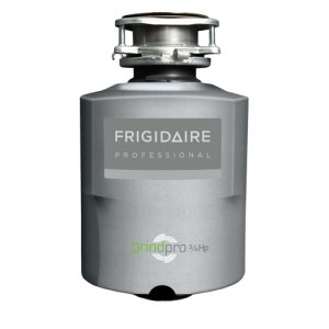 Frigidaire ProPROFESSIONAL Professional 3/4 HP Batch Feed Waste Disposer