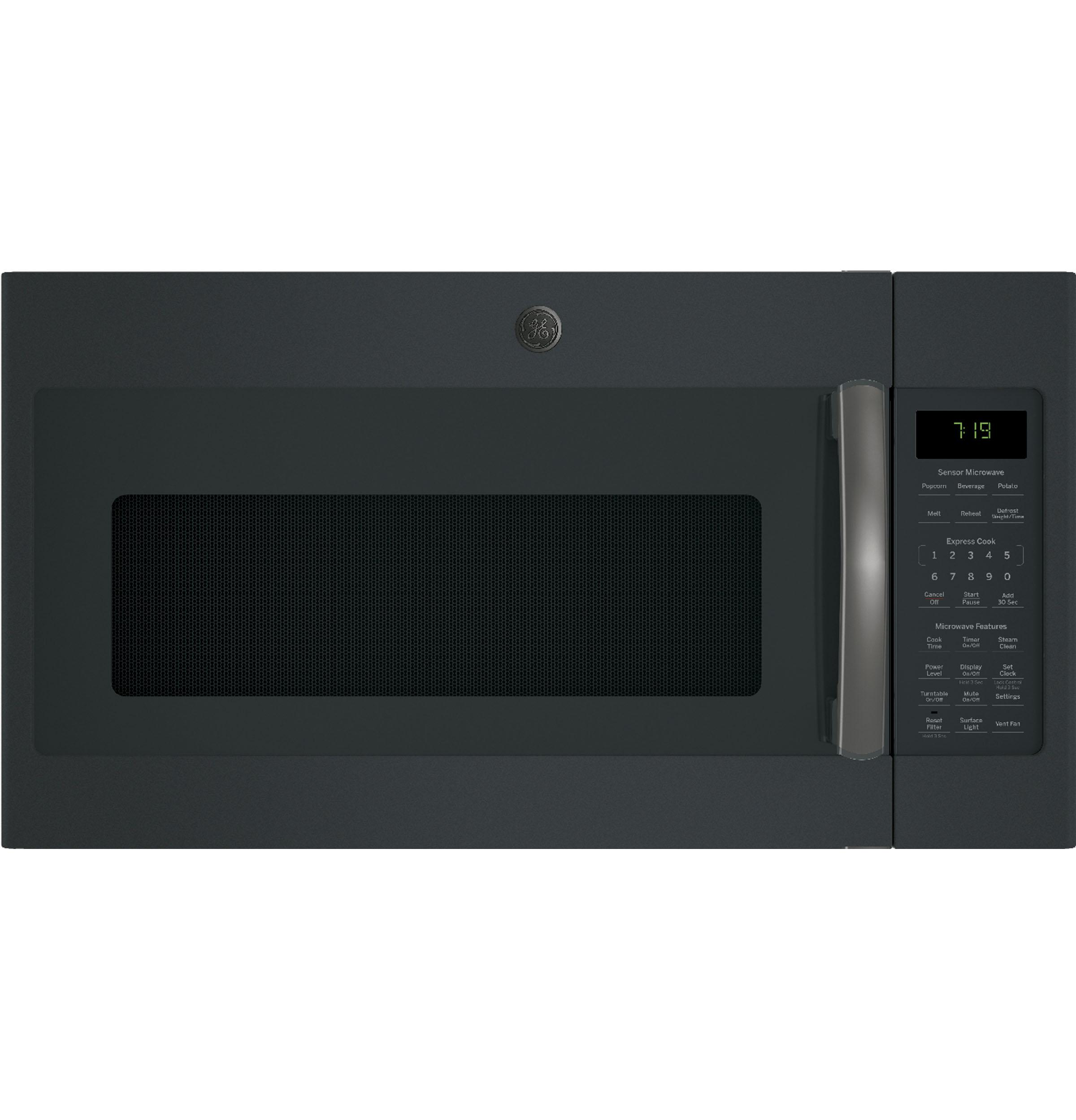 JNM7196FLDSGE ®1 9 Cu  Ft  Over-the-Range Sensor Microwave