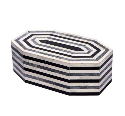 Leilani Octagonal Box - Large