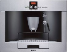 TKN68E75UC Benvenuto® Built-in Coffee Machine stainless steel