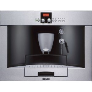 BOSCHTKN68E75UC Benvenuto(R) Built-in Coffee Machine stainless steel