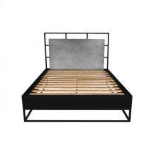 Utopium Queen Bed