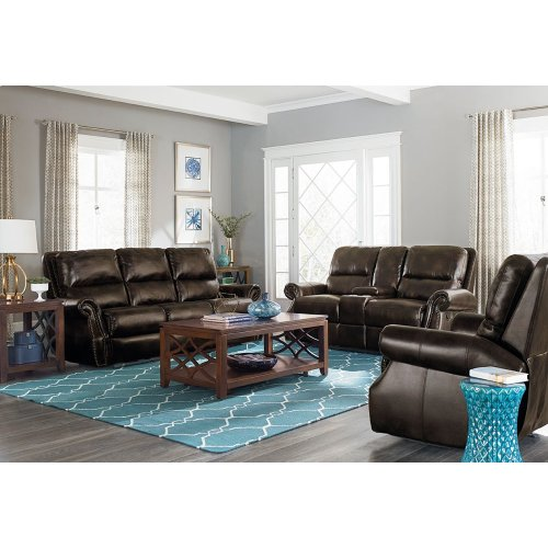 STANDARD 4168391 Kingston Reclining Sofa