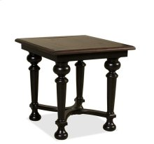 Williamsport Side Table #92609 Nutmeg/Kettle Black finish-Floor Sample/3 PC. GROUP-**DISCONTINUED**