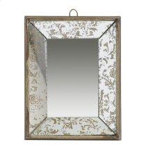 314899  Dorthea Hanging Mirror,Small