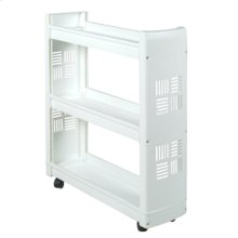 Laundry Supply Storage Cart