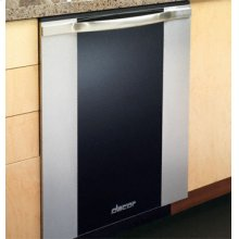 """24"""" Dishwasher with Stainless Trim"""