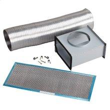Optional Non-Duct Kit for EW56 Series Range Hoods