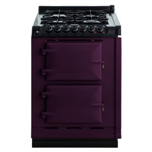 AGAAubergine Aga Integrated Dual Fuel Module Lp