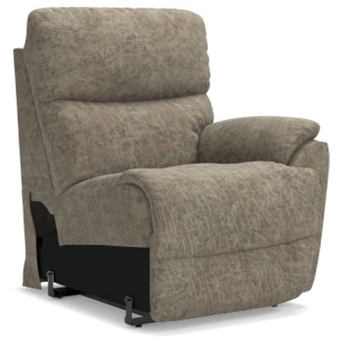 Trouper Power La-Z-Time® Left-Arm Sitting Recliner w/ Power Headrest