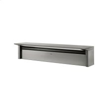 Table ventilation AT 400 101 Stainless steel Width 106 cm Air extraction/recirculation