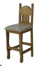 """24"""" Barstool W/Cushion Seat Product Image"""