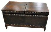 Bolero Storage Bench Ottoman Product Image
