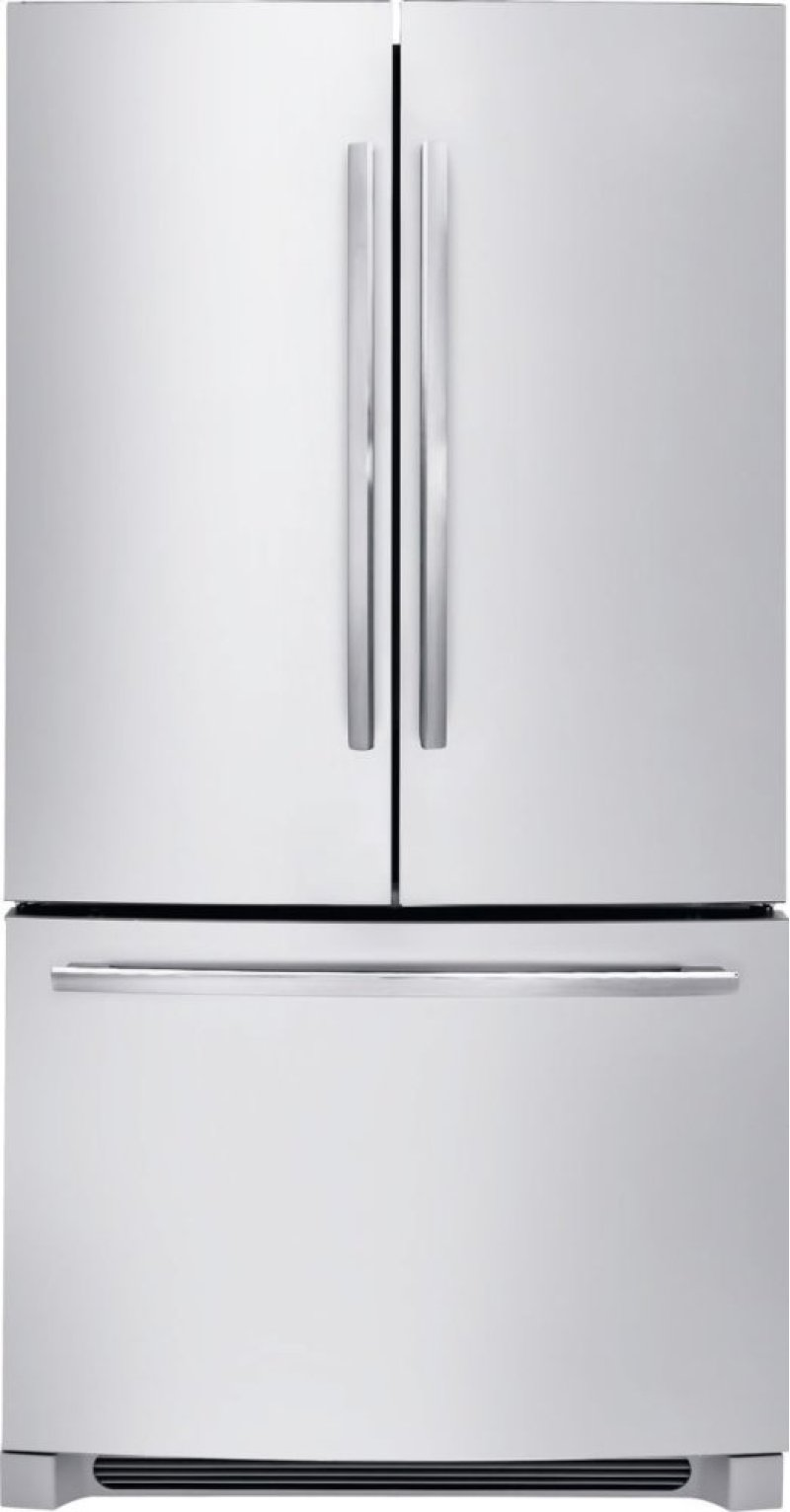 Fdbg2250ssdisplay in by frigidaire in bangor pa 224 cu ft ft french door counter depth refrigerator rubansaba