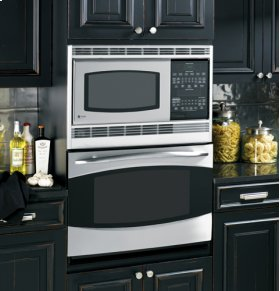 """GE Profile™ 30"""" Built-In Double Microwave/Convection Oven"""