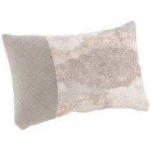 "Custom Decorative Pillows Abstract Kidney (14"" x 23"")"
