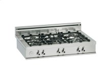 Stainless 36 5-Burner Range Top