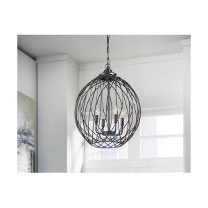 AshleySIGNATURE DESIGN BY ASHLEYMetal Pendant Lamp (1/CN)