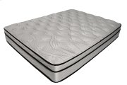 Mattress 3/3 Twin Extra Long Plush Euro Top Product Image