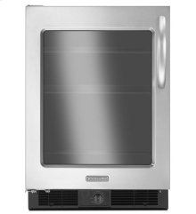 5.7 Cu. Ft. 24'' Specialty Refrigerator, Left-Hand Door Swing, Architect® Series II - Stainless Steel