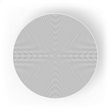 Black- Round replacement grille for Sonos In-Ceiling by Sonance speakers