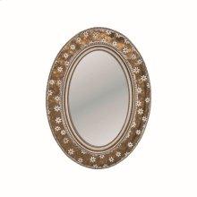 Brass Alden Mirror