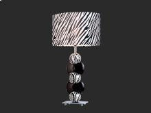 White and Black lamp