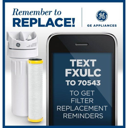 SINGLE STAGE DRINKING WATER REPLACEMENT FILTER