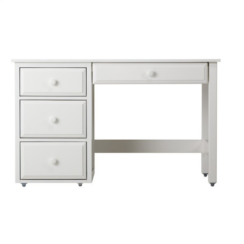 Student Desk With Pencil Drawer White