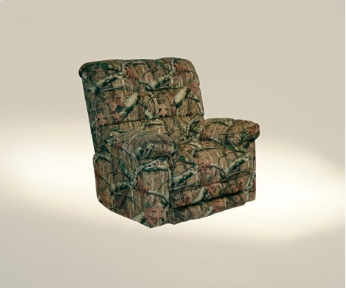 Chaise Rocker Recliner - Mossy Oak Break-Up Infinity