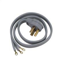 Universal dryer power cord (3W / 4' / 30A)