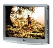 "22"" class (22.0"" measured diagonally) LCD Widescreen HDTV with HD-PPV Capability"