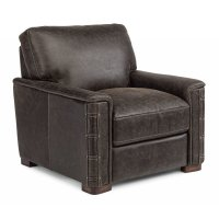 Lomax Leather Chair Product Image