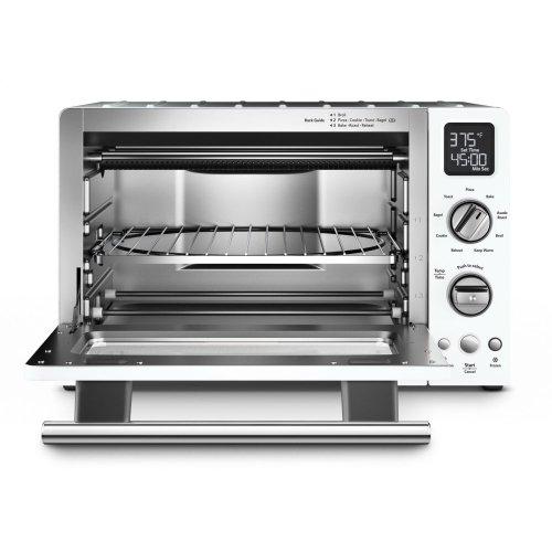 "12"" Convection Digital Countertop Oven - White"