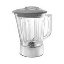 KitchenAid® 48-oz. BPA-Free Pitcher with Grey Lid - Elephant
