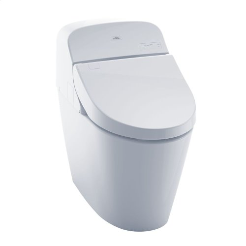 Washlet® with Integrated Toilet G400 - 1.28 GPF & 0.9 GPF - Cotton